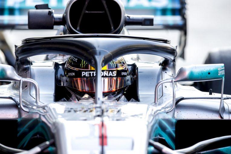 F1 | ハミルトンに戒告処分。パワーユニット交換によるペナルティは回避か:F1アブダビGP金曜