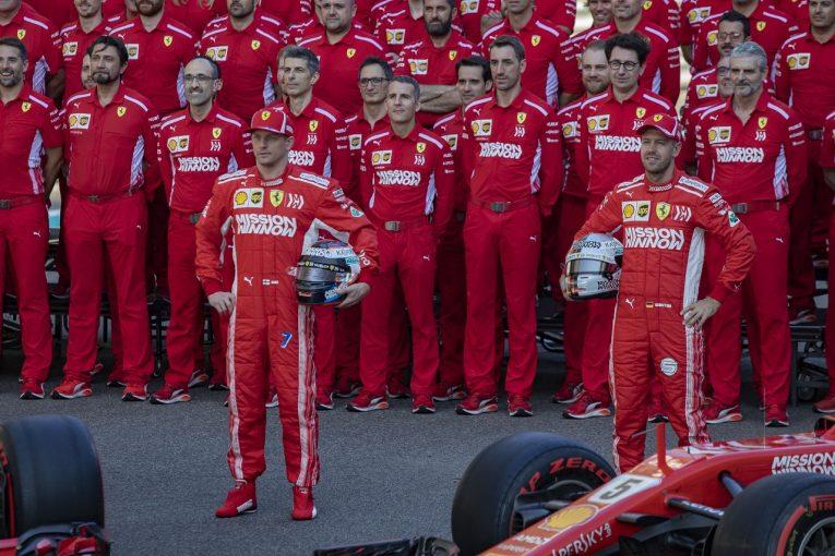 F1 | ライコネン「コンマ3秒に6人が続く接戦。予選の展開は予想できない」:F1アブダビGP金曜