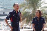 F1 | 【ブログ】その速さは未だ健在か、大きな期待がかかるクビカの復活/F1アブダビGP現地情報