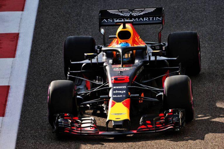 F1 | リカルドがトラブルでストップ。ハートレーが12番手/【タイム結果】F1アブダビGP FP3