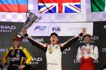 海外レース他 | FIA F2第12戦アブダビ レース1:ラッセルが優勝でチャンピオン獲得。牧野が9位入賞