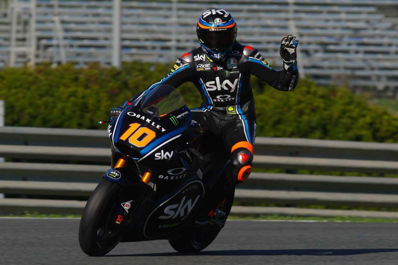 Moto2ヘレステスト、2日目はコースレコード早くも更新。長島哲太も上位につける