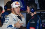 F1 | ガスリーとグロージャンのクラッシュにペナルティはなし。グロージャンがトロロッソのガレージを訪問し謝罪
