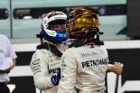 F1 | ボッタス「狙っていたポールに届かず。ルイスの方がより完璧に近かった」:F1アブダビGP土曜