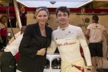 F1 | ルクレール、FP3でクラッシュも予選8番手「ザウバーでの最後のレースで好結果を出したい」:F1アブダビGP土曜