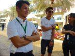 F1 | F1 Topic:ガスリー、F1を目指す山本尚貴にエール。「彼は本当に速いから、ドライバー候補になっても驚かないよ」
