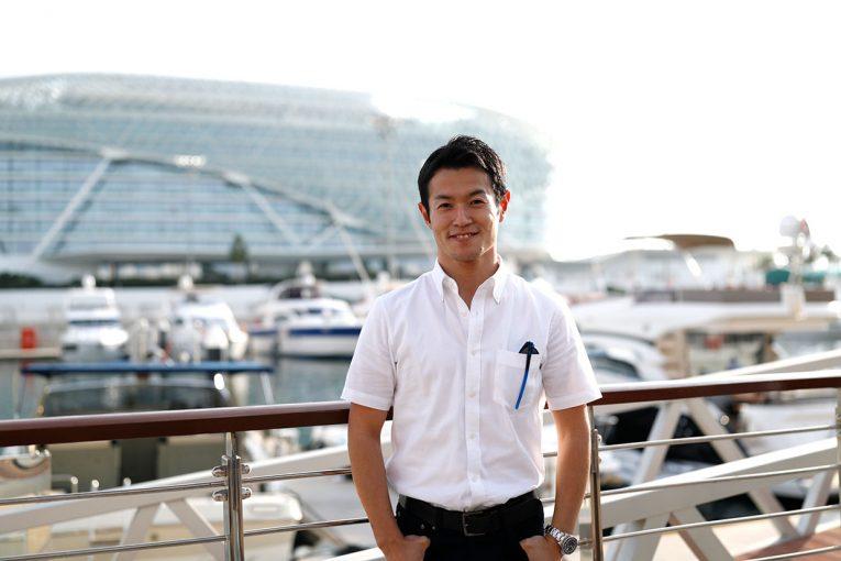 F1 | アブダビGP緊急訪問の山本尚貴を直撃(後編):「状況を考えると簡単ではないが、F1に挑戦してみたい」