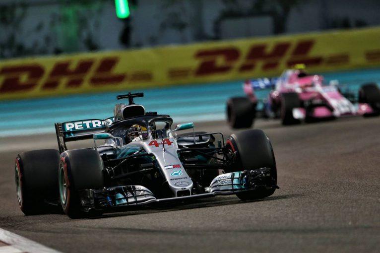 F1 | 【ポイントランキング】F1第21戦アブダビGP終了時点