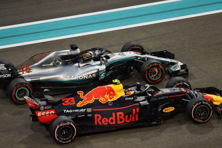 F1 | 【動画】F1第21戦アブダビGP決勝ハイライト