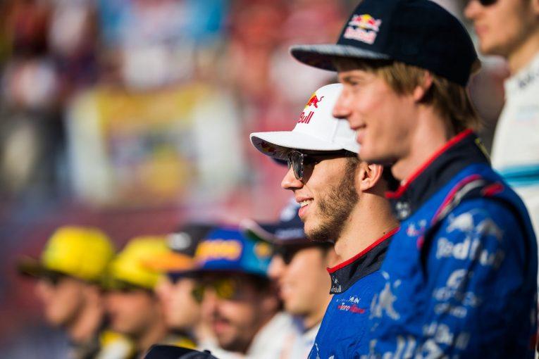 F1 | ガスリー「リタイアで始まり、リタイアで終わった一年。でも有意義なシーズンだった」:トロロッソ・ホンダ F1アブダビGP日曜