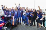 F1 | ハートレー「1周目に不運なダメージ。シーズン最後に思いどおりのレースができなかった」:トロロッソ・ホンダ F1アブダビGP日曜