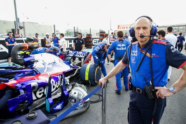 F1 | トロロッソ、最終戦ノーポイントでランキング9位「入賞できるペースはあったが、結果に結びつかず」と代表:F1アブダビGP日曜