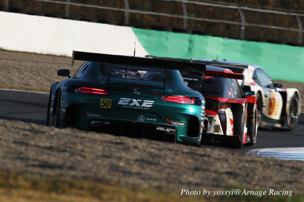 Arnage Racing 2018スーパーGT第8戦もてぎ レースレポート