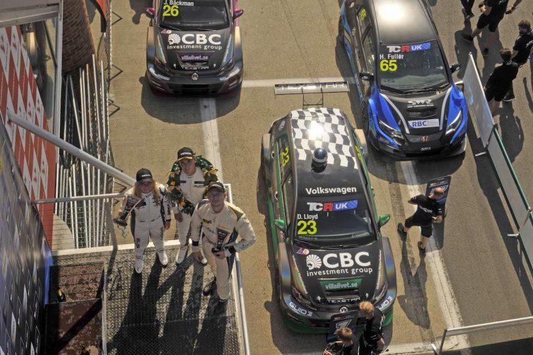海外レース他   TCR:英国シリーズが2019年カレンダー発表。海外戦としてスパ追加、参戦台数増加策も講じる