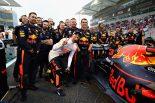 F1 | リカルド「戦略が期待どおりに機能せず、上位争いから脱落。最後にシューイをしたかった…」:F1アブダビGP日曜