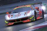 澤圭太を擁するクリアウォーター・レーシングの61号車フェラーリ488 GTE