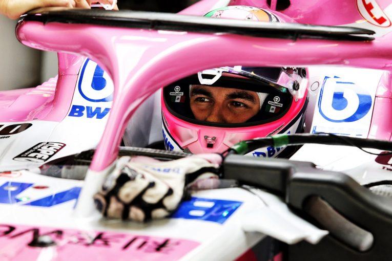 F1 | ペレス「14番グリッドから8位。ランキング7位を守り切ることができてうれしい」:F1アブダビGP日曜