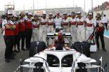 F1 | ルクレール、ザウバーでの最後のレースで7位「素晴らしいシーズンを過ごさせてくれたチームに感謝」:F1アブダビGP日曜