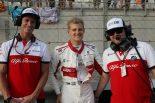 F1 | エリクソン「長い1年だった。チームの懸命な仕事に感謝している」:ザウバー F1アブダビGP日曜