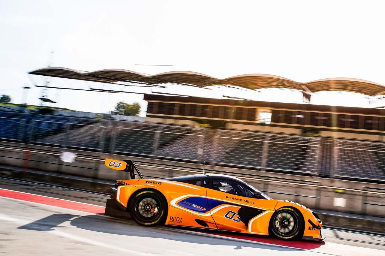 マクラーレン、新型GTカー『720S GT3』をバーレーンで初公開へ。デビュー戦はアブダビ12時間