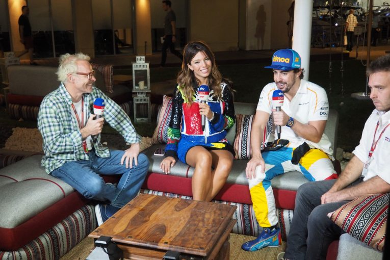 Blog | 【ブログ】さよならアロンソ、パドックでは連日連夜のお別れパーティ/F1アブダビGP現地情報2回目