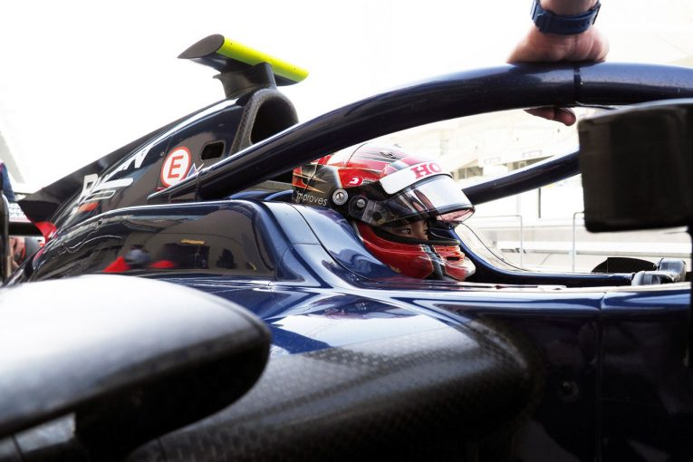 海外レース他   最終戦も不完全燃焼に終わった牧野と劣悪なチーム環境に苦闘した福住/FIA F2アブダビ