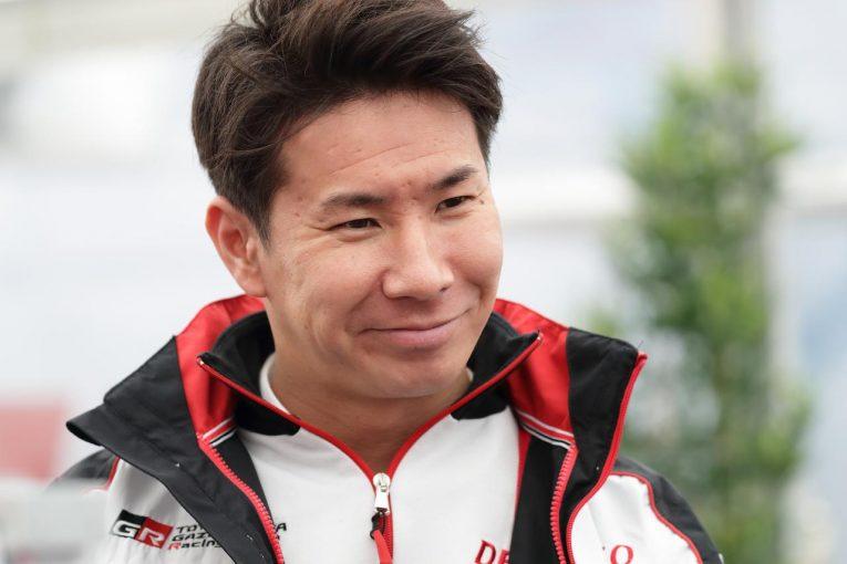 ル・マン/WEC | デイトナ初参戦決定の小林可夢偉「2017年優勝チームでの北米デビューが楽しみ」