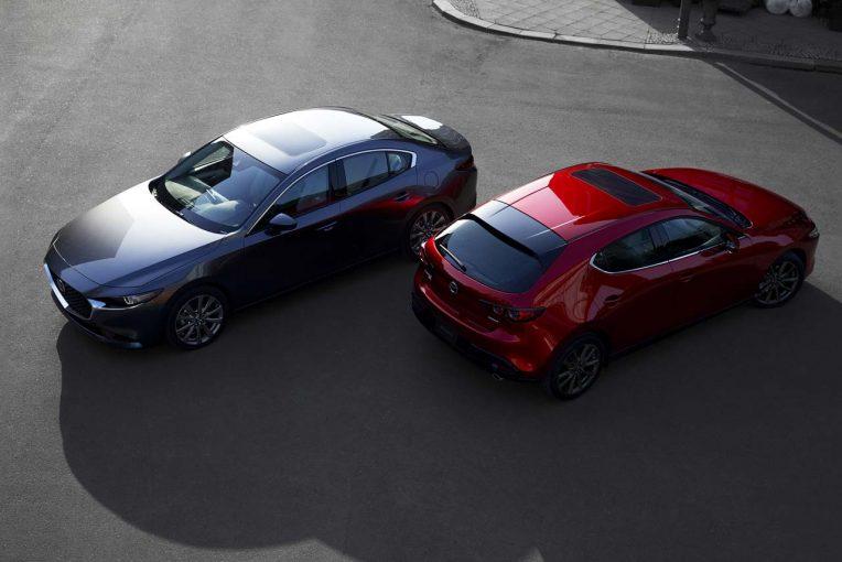 クルマ | マツダ、新型『Mazda3(アクセラ)』を世界初公開。2019年初頭から順次販売開始へ