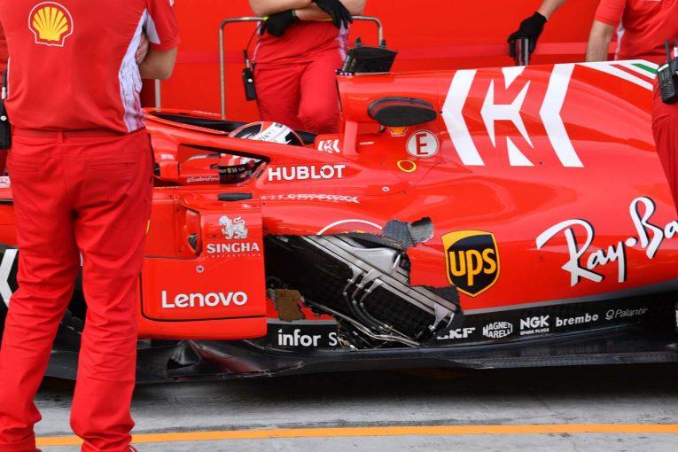 F1 | 【フォトギャラリー】F1アブダビタイヤテスト 2日目