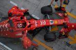 F1 | 【F1アブダビテスト デイ2・タイム結果】2019年フェラーリドライバーのルクレールが初仕事でトップタイム。レッドブル&ガスリーが続く