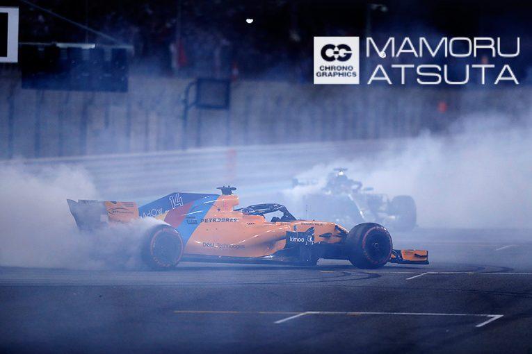 Blog | 【ブログ】Shots!アロンソのラストレースはやっぱり寂しい/F1第21戦アブダビGP