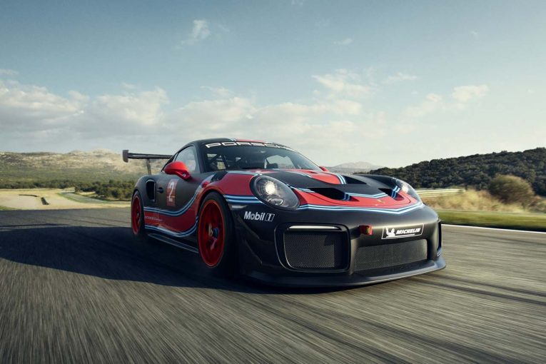 ル・マン/WEC | マーク・ウェバー、バサースト12時間で限定200台のポルシェ911 GT2 RSクラブスポーツをデモラン
