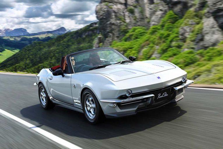 クルマ   光岡自動車、創業50周年記念モデル『ロックスター』発表。12月1日より予約受付開始