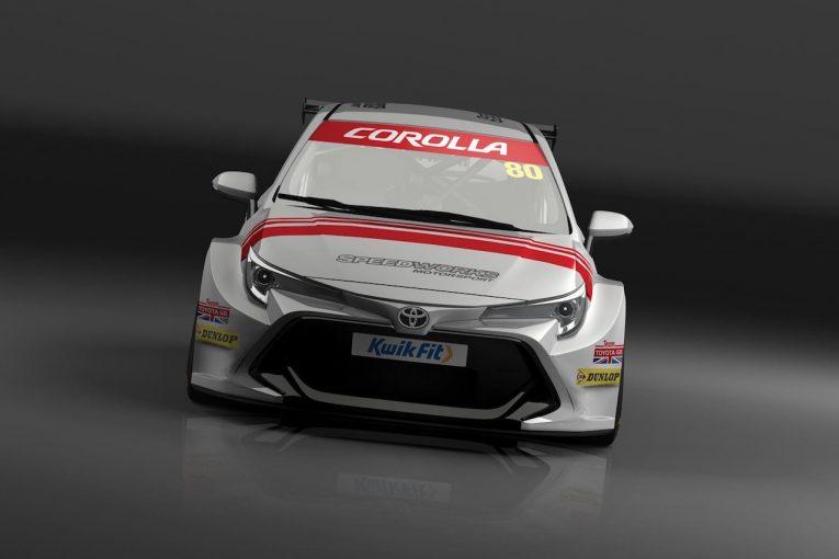 海外レース他 | BTCC:トヨタGBがワークス復帰。新型『トヨタ・カローラ』を2019年から投入へ