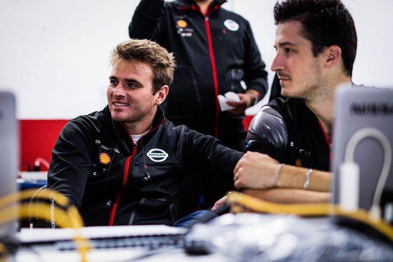 海外レース他 | フォーミュラE:ニッサン、アルボンの後任は若手ローランド。高星がリザーブドライバー就任