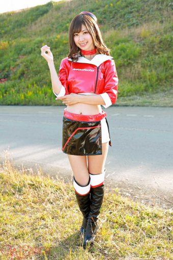 レースクイーン | 生田ちむ(Modulo Pretty/2018SGT)