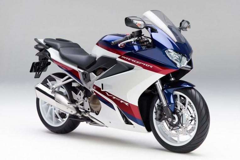 MotoGP | ホンダが大型バイクVFR800F、VFR800Xのカラーリングを変更。ETC2.0車載器も標準装備し発売