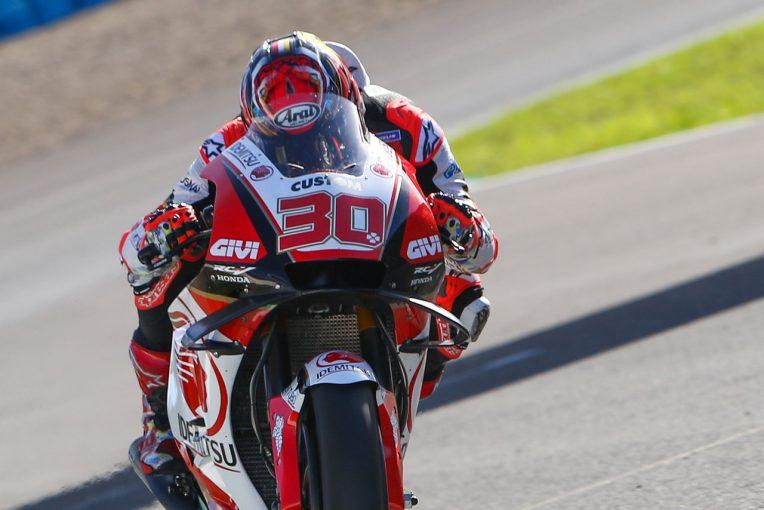 MotoGP | MotoGP:ヘレステストで最速タイムを叩き出した中上「気分良く日本に帰国できる」