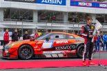2019年のニュル24時間に投入するGT-R GT3をドライブしたKONDO Racingの近藤真彦監督