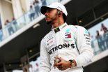 F1 | F1王者ハミルトンがスーパーバイクのテスト走行。転倒も、けがはなし