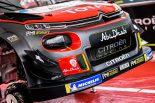 WRC:オストベルグがシトロエンのシート失う。冠スポンサーの支援なくなり、シトロエンは2019年も苦戦か
