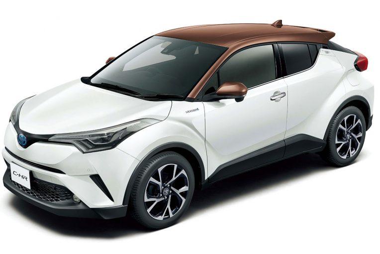 クルマ | トヨタ、人気コンパクトSUV『C-HR』に内装の質感が向上した特別仕様車2種が登場。12月3日に発売
