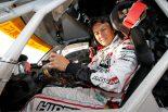 スーパーGT | 谷口信輝が筑波でアウディのレースカー3台を乗り比べ。TCRはリヤタイヤが温まるまで「ちょー怖」