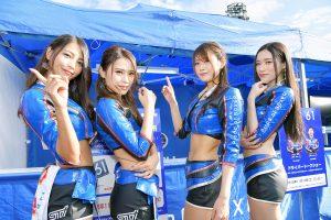 レースクイーン | BREEZE #61 SUBARU BRZ R&D SPORT