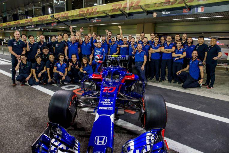 F1 | F1 Topic:ガスリーが振り返る2018年、日本人エンジニアとともに全力を尽くした鈴鹿の思い出