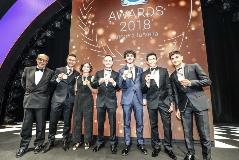 FIM表彰式2018