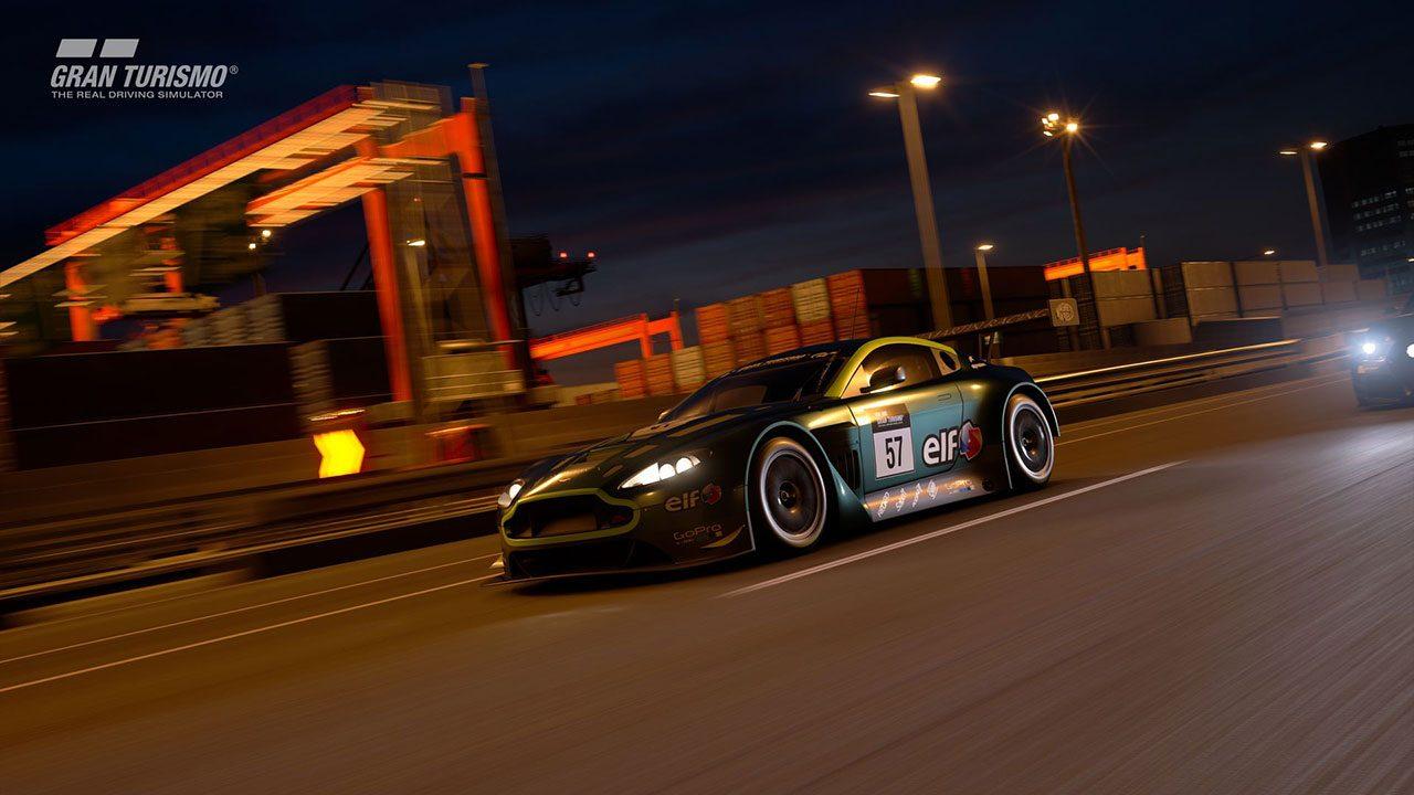 グランツーリスモSPORTに12月アップデート登場。首都高イメージの新コースとフェラーリなど7車種追加