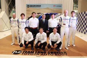 TLCは2019年も2台のトヨタ・ランドクルーザーでダカールラリーに参戦する