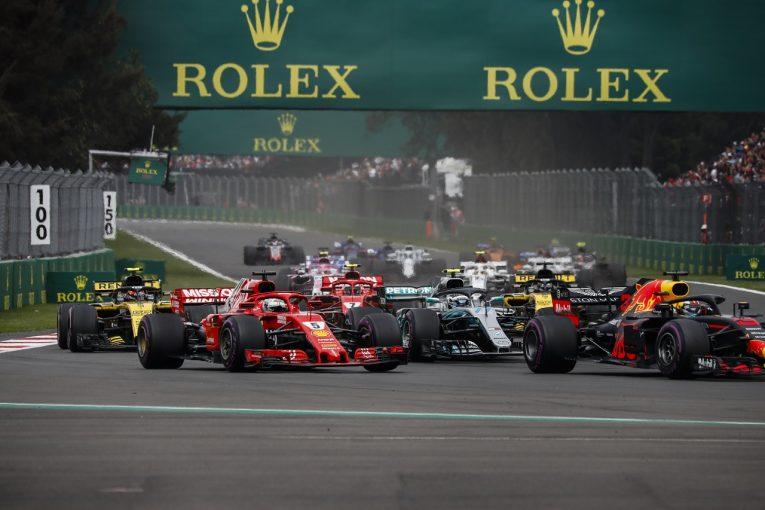 F1 | FIA、2019年F1レギュレーションを一部変更へ。グリッド降格ペナルティの明確化や最低重量変更などで合意