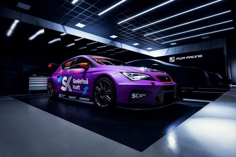 海外レース他 | STCC:2017年王者ダールグレンがPWRと契約延長、新カラーでタイトル奪還へ